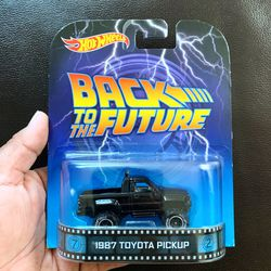 Hot Wheels 1987 Toyota Pick Up Truck - Back To The Future for Sale in El Segundo,  CA