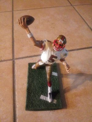 Sf forty niners action figure for Sale in Santa Ana, CA