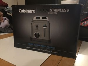 Cuisinart 2-Slice Classic Metal Toaster for Sale in Middleburg, FL