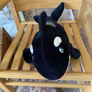 Large Shamu Whale Seaworld Plush Doll for Sale in Suffolk, VA