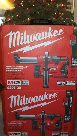 Milwaukee Hammer Vacuum !!!! for Sale in Los Angeles, CA