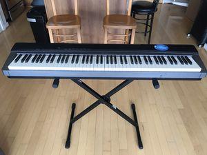 Casio Privia PX-130 Keyboard w/Proline Stand for Sale in Washington, DC