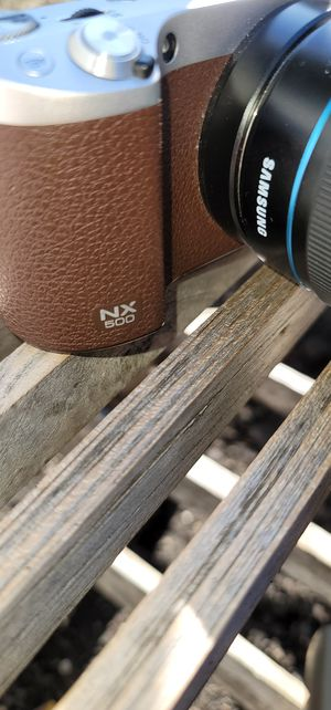 Samsung NX500 for Sale in Sunnyvale, CA