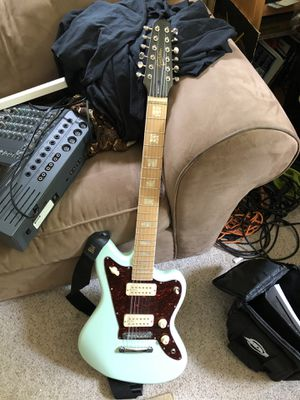 12 string electric guitar for Sale in Alexandria, VA