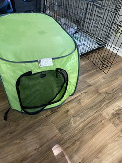 Portable dog kennel for Sale in Greenwood,  IN