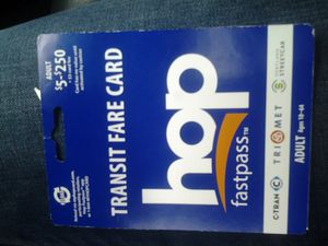 $30 HOP card for Sale in US