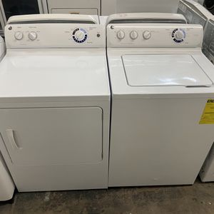 GE Washer And Dryer Set for Sale in The Colony, TX