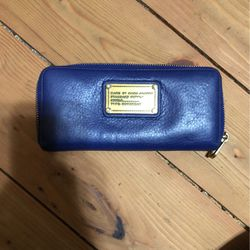 Marc By Marc Jacobs Royal Blue Leather Wallet for Sale in St. Louis,  MO
