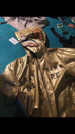 Reversible bape jacket for Sale in Missoula, MT