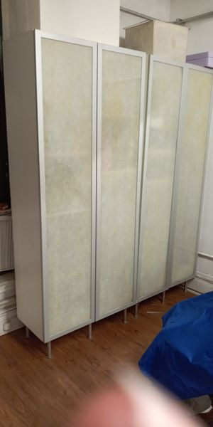 Glass front cabinets for Sale in New York, NY
