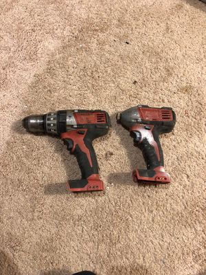 Milwaukee drills for Sale in Walkersville, MD