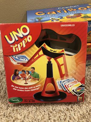 Uno Tippo game for Sale in Clackamas, OR