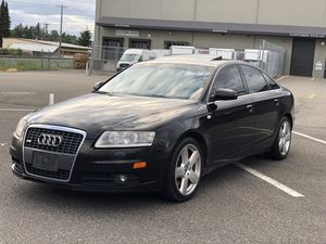 2006 Audi A6 AWD for Sale in Tacoma, WA