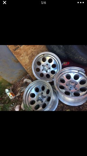 """Set of """"3 """" r15 ion alloy wheels for Sale in Murfreesboro, TN"""