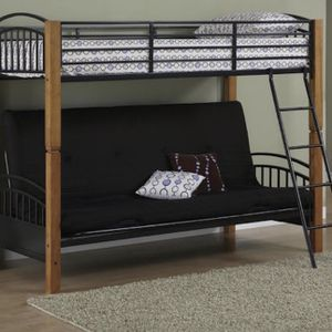 Bunkbed with Futon for Sale in Bonney Lake, WA