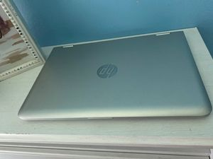 HP laptop barely used. I have original charger working great only needs an update for Sale in Atlanta, GA