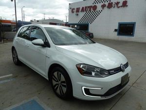 2016 Volkswagen e-Golf for Sale in Rosemead, CA