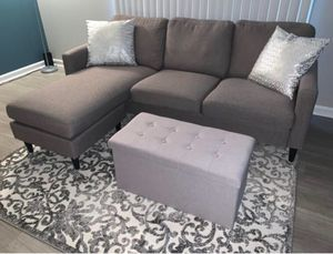 Apartment Size Sofa (Can Deliver) Details listed on post for Sale in Aspen Hill, MD