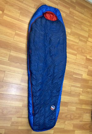 Down Sleeping Bag Big Agnes Alvin Horn 30 650 Fill Like New for Sale in Garden Grove, CA