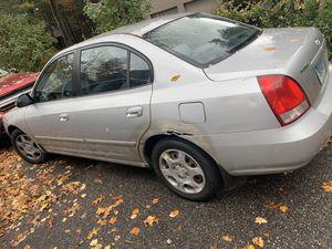 2002 Hyundai Elantra 5 speed for Sale in Vernon, CT