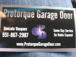Garage Door Repair For Sale 24/7 for Sale in Norco, CA