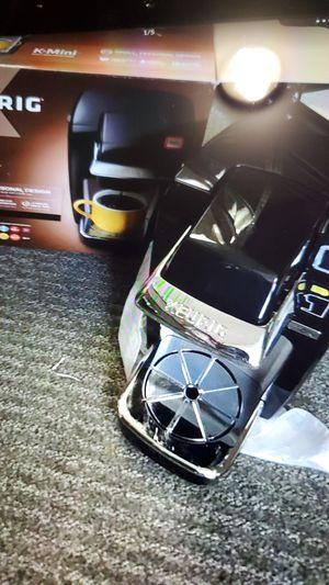 Keurig Mini single serve coffee, color black for Sale in Melvindale, MI