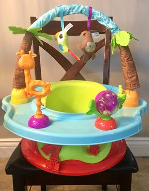 Summer Infant 3-Stage Deluxe SuperSeat, Safari for Sale in Miami, FL