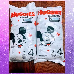 2/$1 Huggies for Sale in Riverview, FL