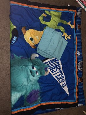 Twin Comforter sets (Trolls & Monster University) for Sale in Dallas, TX