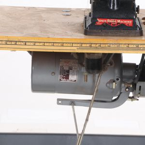 Sewing machine table and motor for Sale in Lowell, MA