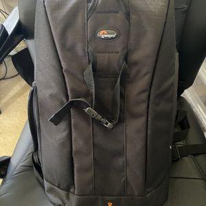 Lowepro Camera Backpack for Sale in Newark, CA