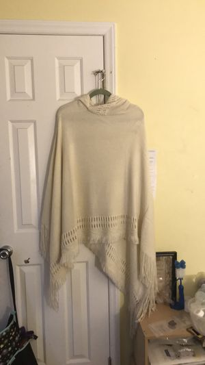 Women's Hooded Poncho for Sale in Garner, NC
