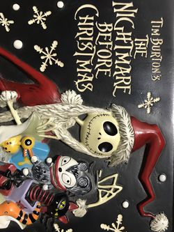 Nightmare before Christmas box for Sale in Irvine,  CA