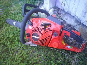 ECHO 16in. 40.2 cc Gas 2-Stroke Cycle Chainsaw for Sale in San Fernando, CA