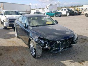 2007 Lexus IS250 rebuilder Run & Drive for Sale in Glendale, AZ