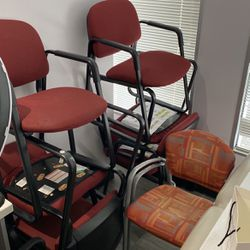 Medical Office Chairs . Great Condition . Pickup Only for Sale in Los Angeles,  CA