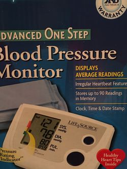 Blood Pressure Monitor for Sale in Henderson,  CO