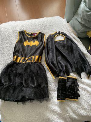Batman costume for Girl for Sale in Davie, FL