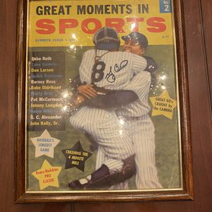 Signed Sports Illustrated for Sale in Hanover, PA
