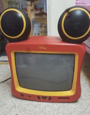 Mickey Mouse TV Collectors Item for Sale in Fairmont, WV