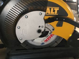 "Dewalt 14"" Multi Cutter Chop Saw (DW872) for Sale in University Place,  WA"