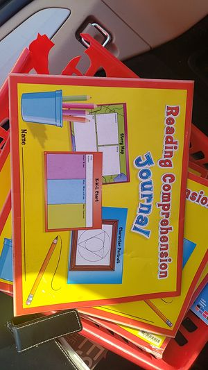 Reading Comprehension Journals -Set of 30 for Sale in Dallas, TX