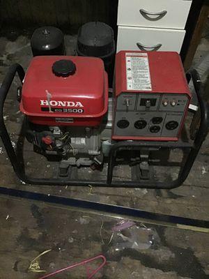 Honda EG3500 gas generation. for Sale in San Francisco, CA