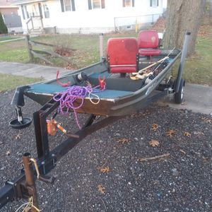 12' Fishing Boat for Sale in Hobart, IN