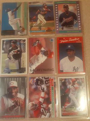 Baseball football and basketball cards for Sale in Piedmont, SC