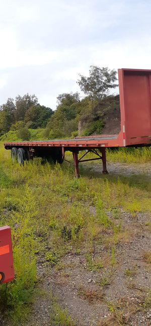 Flatbed trailer for Sale in Manorville, NY