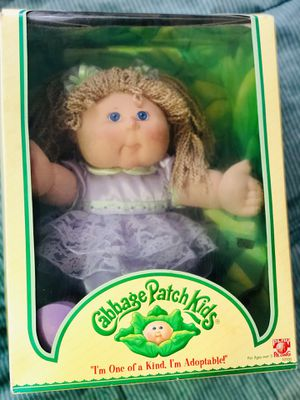 Cabbage Patch Kids Doll for Sale in Long Beach, CA