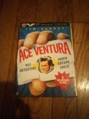 Ace Ventura DVD Set for Sale in Kingsport, TN