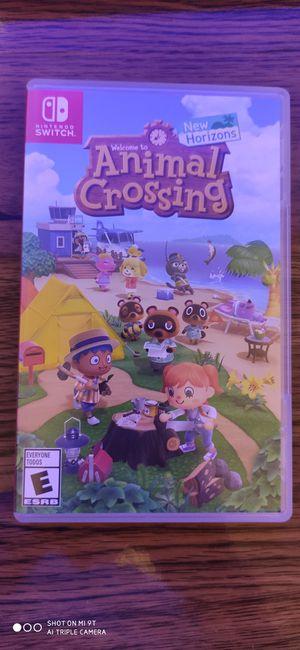 Animal Crossing nintendo switch for Sale in Orlando, FL