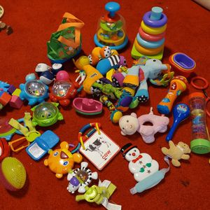 Baby Toys Price Different for Sale in Maywood Park, OR